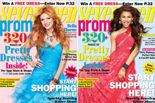 seventeen prom cover 2013