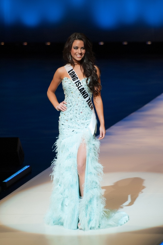 Miss New York Teen 2013