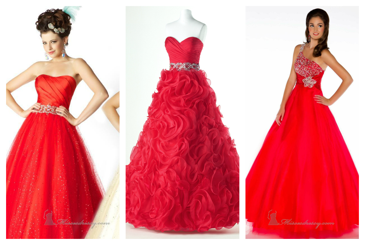 Ravishing Red Prom Dresses! – AFTERPROM.com