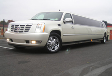 exclusive limo 20 passenger escalade