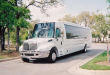 exclusive limo limousine bus