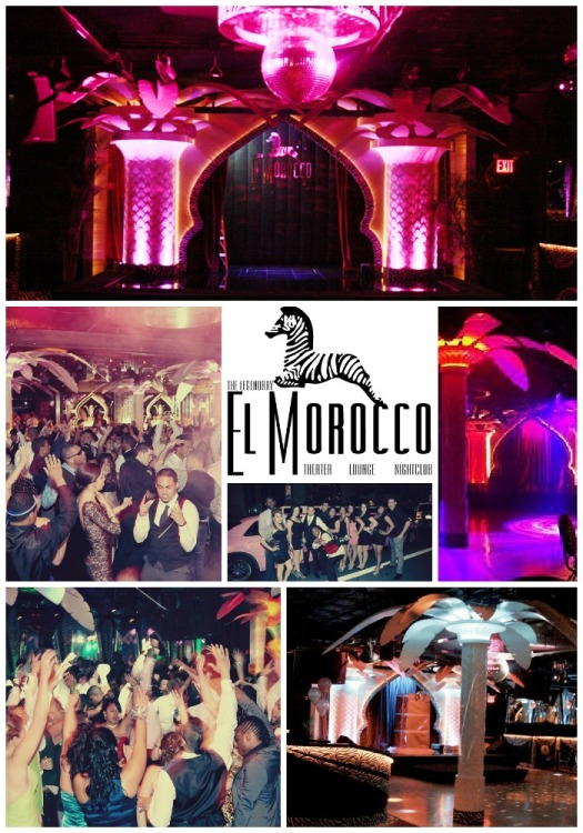 El Morocco Collage